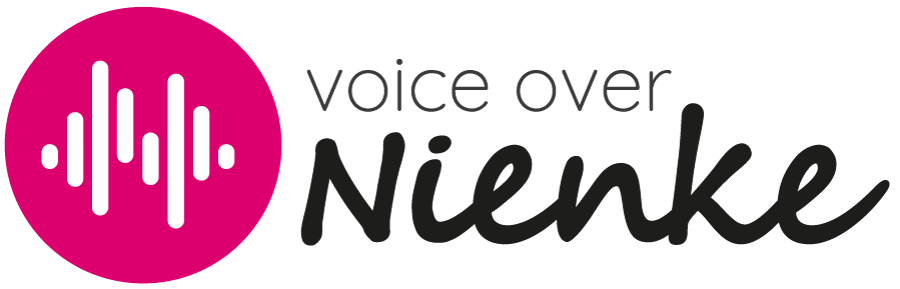 Voice-over Nienke logo